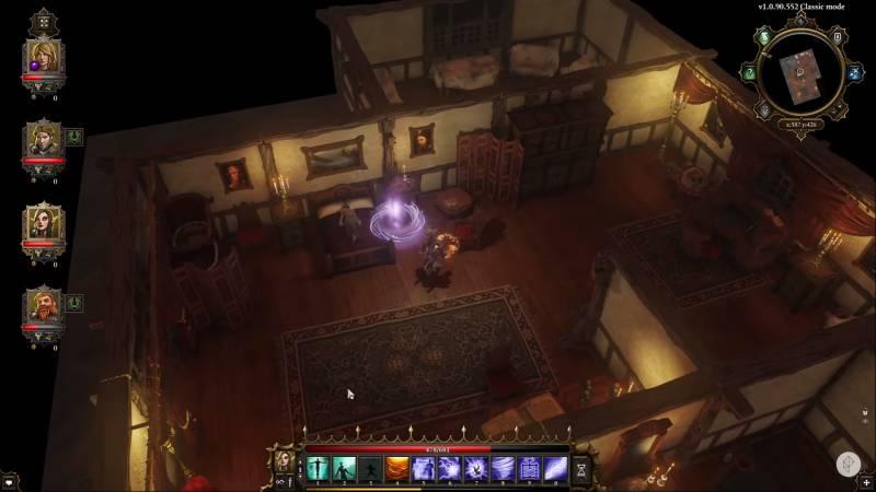 Антураж игры до боли напоминает Neverwinter 2 c заметно похорошевшей графикой