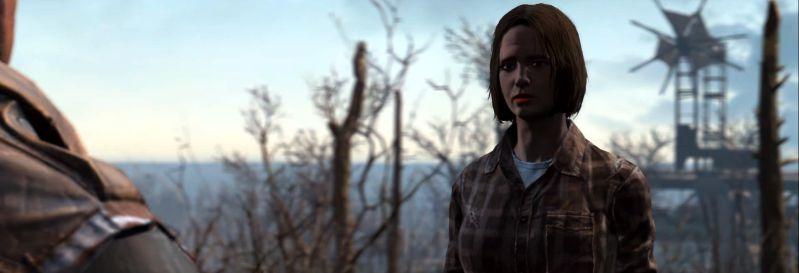 Дамочка из Тенпайнс-Блафф похожа на кавказскую пленницу.
