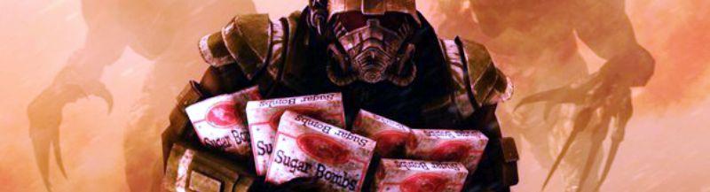Готовые блюда Fallout 4