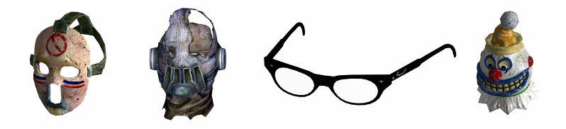 Маски и очки