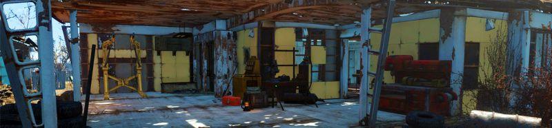 Стройматериалы в Fallout 4