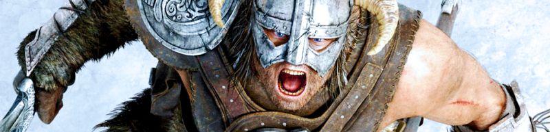 Драконьи крики в Skyrim