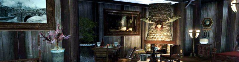 Чит-коды мебели для дома в Skyrim