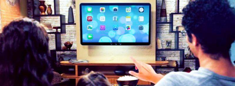 Бесконтактное управление от Apple