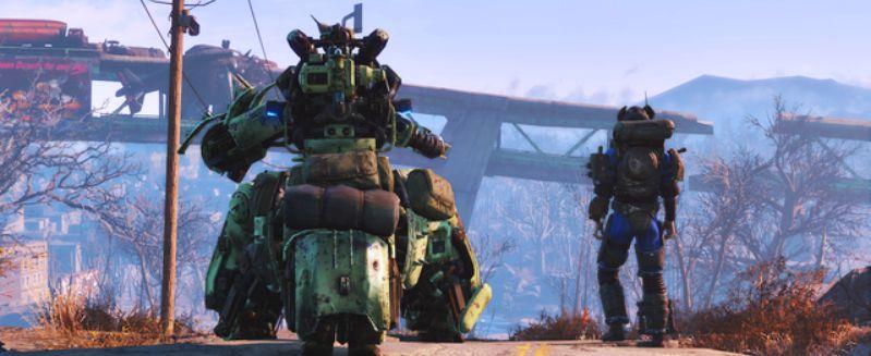 Скриншот дополнения Automatron для Fallout 4