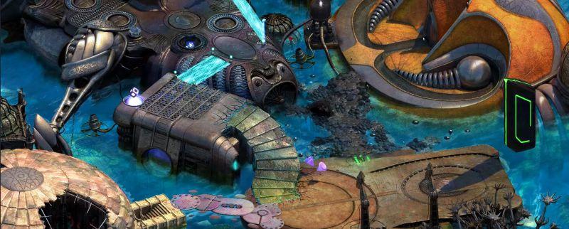 Мир игры Torment Tides of Numenera получился интересным, хоть и простоват графически
