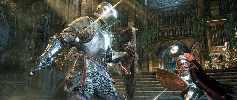 Новый скриншот игры