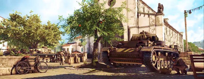 Sniper Elite 4 скриншот