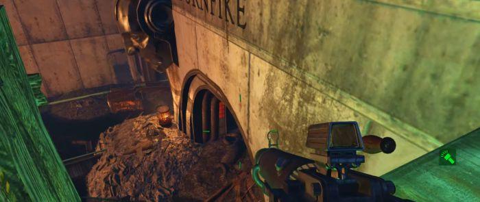 Fallout Убежище Игра 34 Ключ