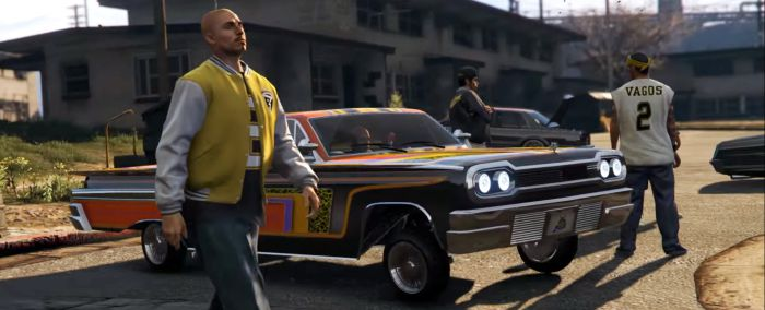 GTA Online скриншот