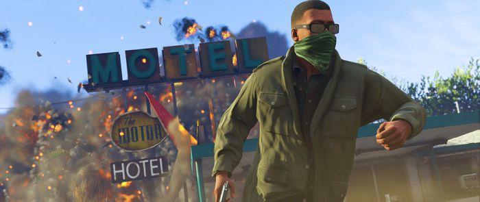 Grand Theft Auto 5 скриншот