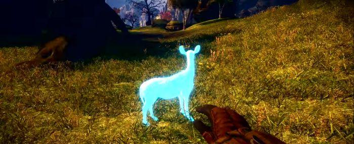 Скриншот игры Valley от компании Blue Isle Studios