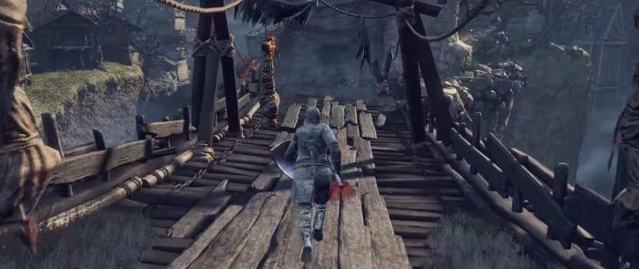 Идем по мосту