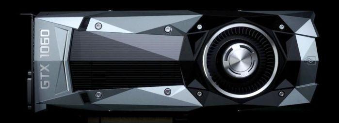 Внешний вид GeForce GTX 1060