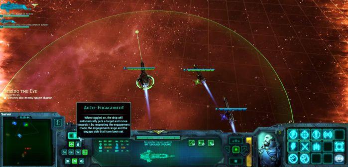 Интерфейс создан для дотошных игроков