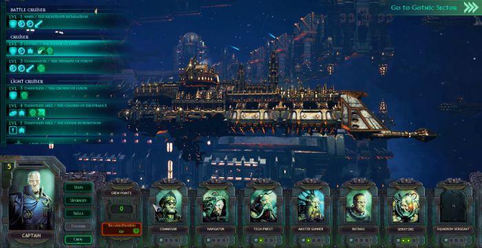 Личный состав корабля