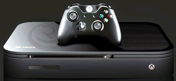 Xbox One Polaris 720