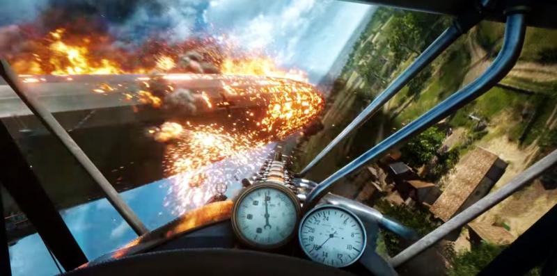 Battlefield 1 скриншот