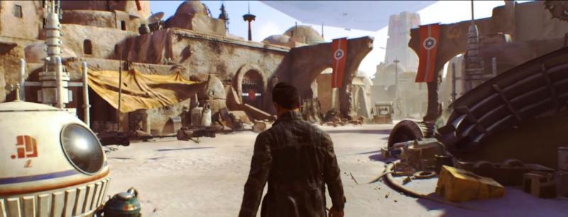 EA Star Wars скриншот