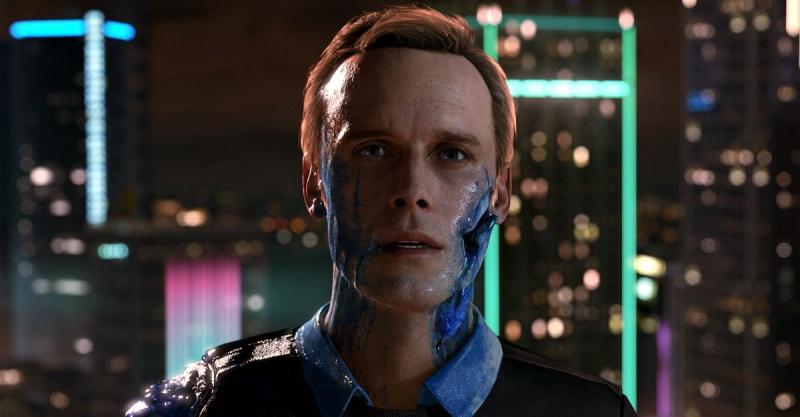 Detroit: Become Human скриншот игры