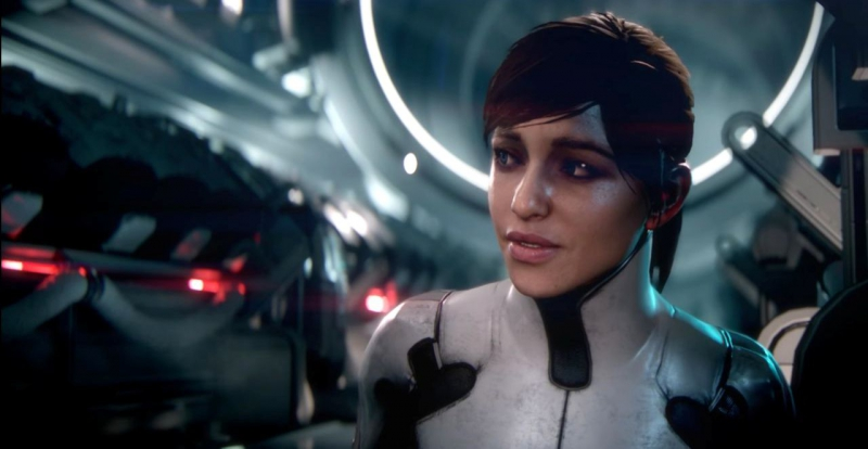 Mass Effect: Andromeda скриншот 2
