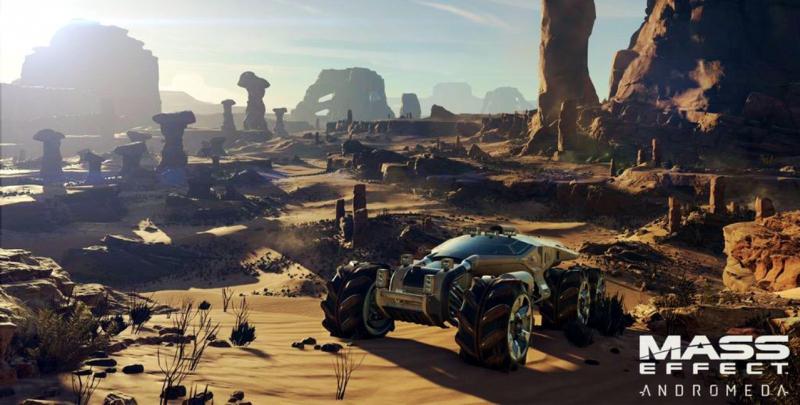 Mass Effect: Andromeda скриншот 1