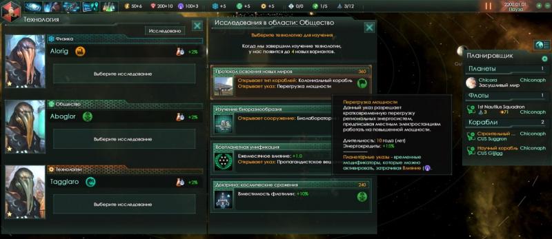 Протокол освоения новых миров