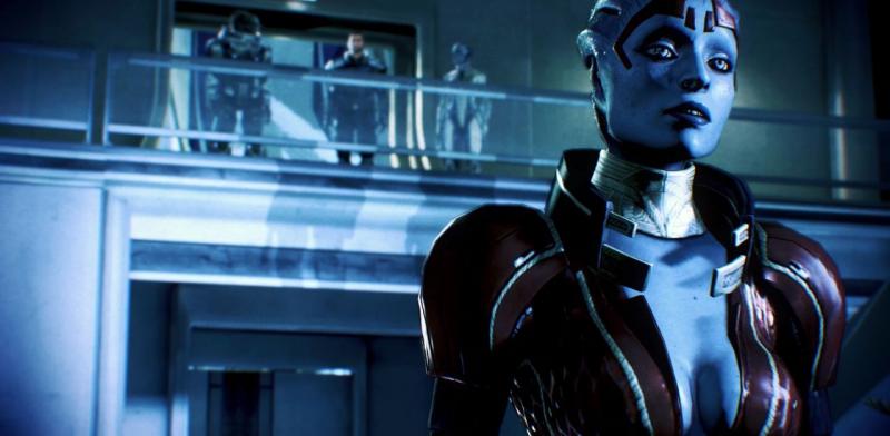 Mass Effect 3 скриншот 1