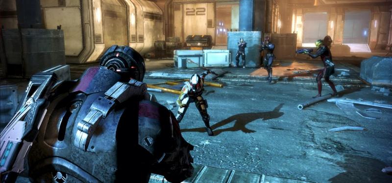 Mass Effect 3 скриншот 2