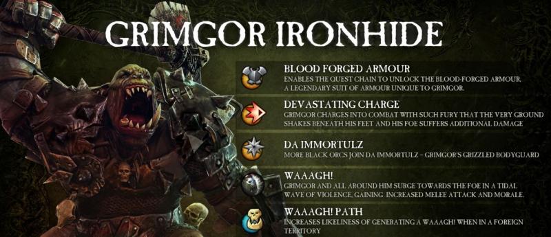 Вожак орков Гримгор