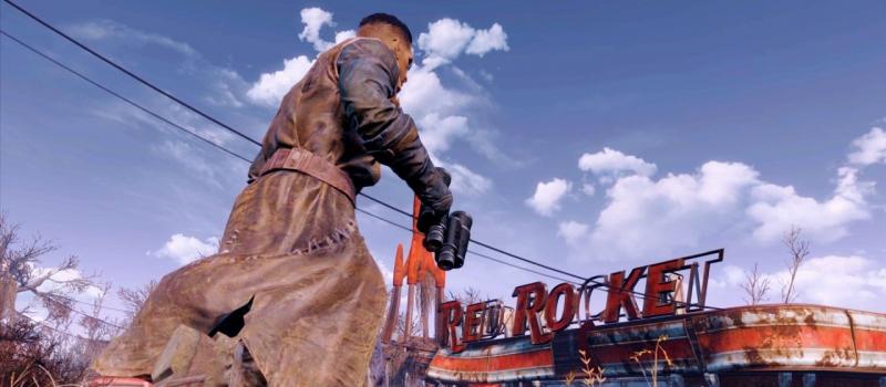 Fallout 4 скриншот