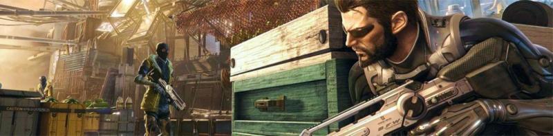 Deus Ex Mankind Divided скриншот 2