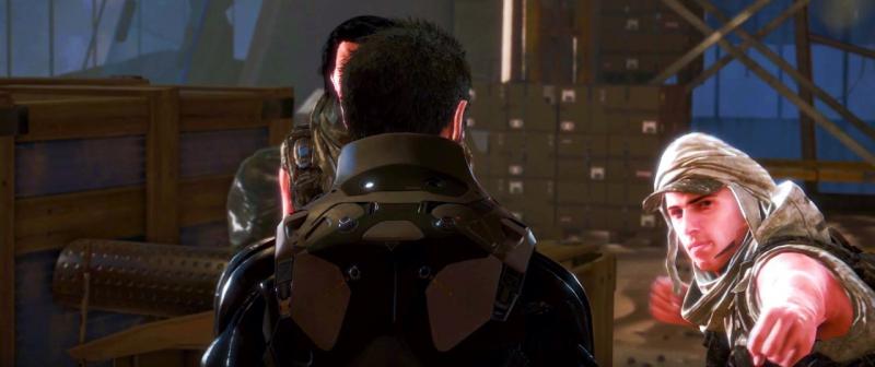 Deus Ex Mankind Divided скриншот 1