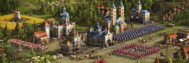 Строительство в Казаках 3