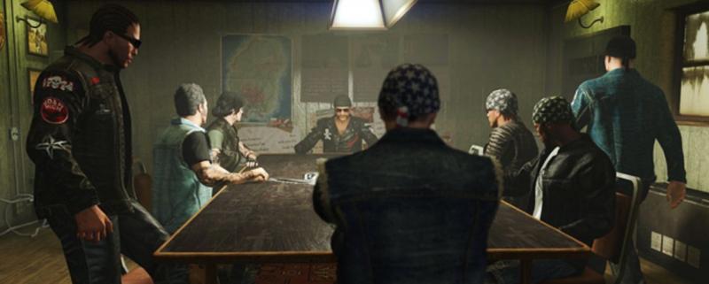 GTA Online: Bikers скриншот 2