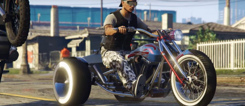 GTA Online Bikers скриншот 1