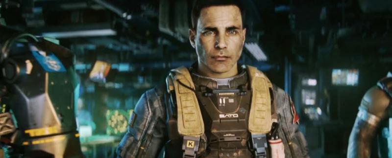 Лейтенант Ник Рейес - главный герой игры Infinite Warfare