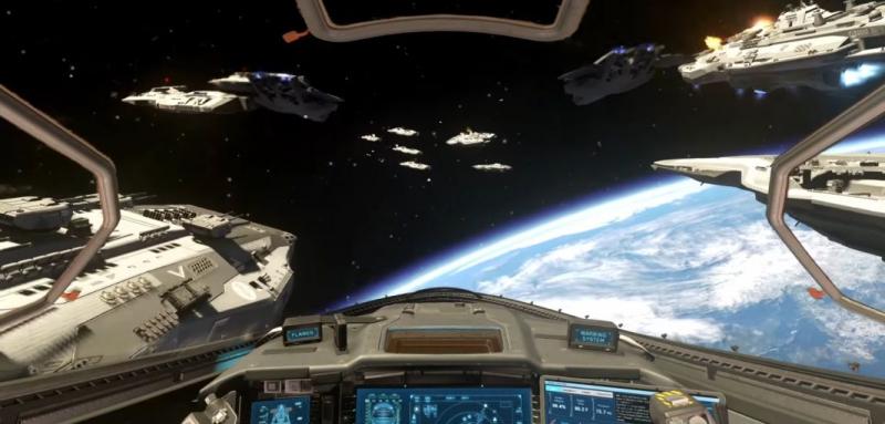 Космические корабли бороздят Большой Театр