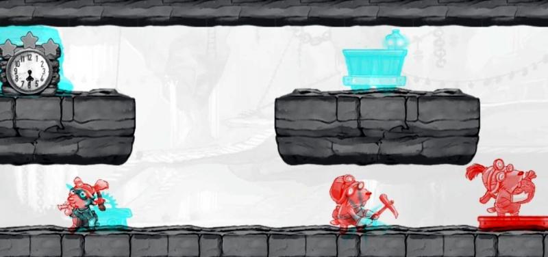 Dig Rush скриншот 1