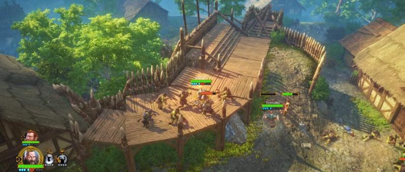 Битва на мосту