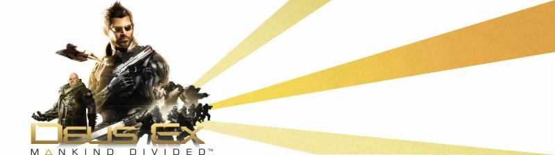 10 место - Deus Ex: Mankind Divided