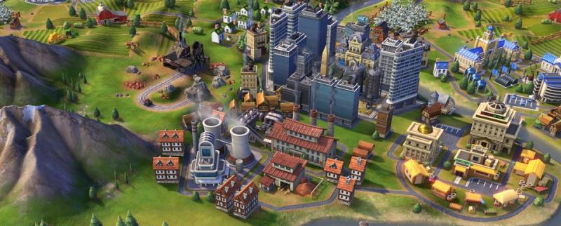 Civilization VI скриншот