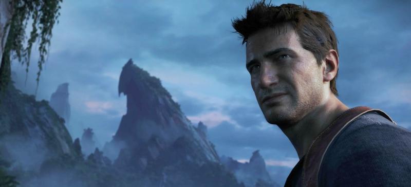 Нейтан Дрейк главный герой игры Uncharted 4
