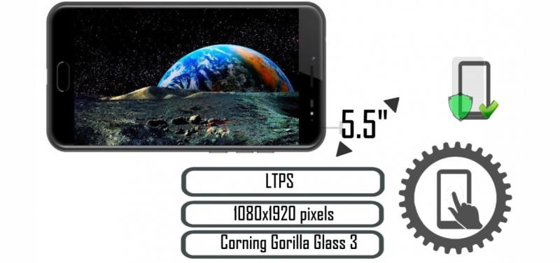 Ulefone Gemini Pro скриншот