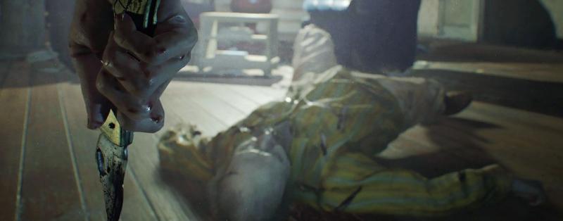 Перочинный нож против зомби