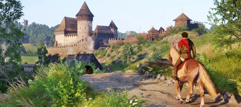 Открытый средневековый мир