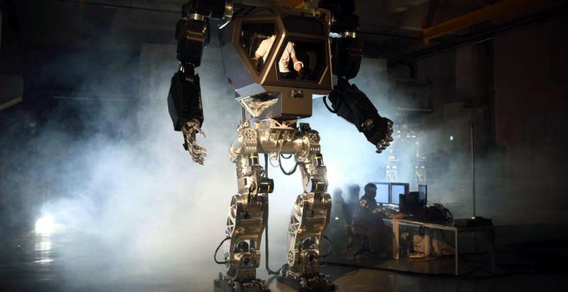Робот Method-1 - фото
