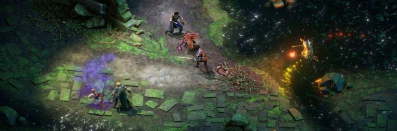 Pillars of Eternity 2 Deadfire скриншот 1