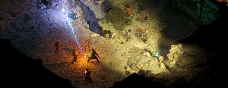 Pillars of Eternity 2 Deadfire скриншот 3
