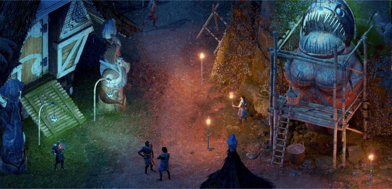 Pillars of Eternity 2 Deadfire скриншот 2
